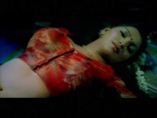 Bhuvaneshwari Aunty boob demonstrate in mattress