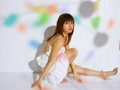 Yumi Sugimoto Feet