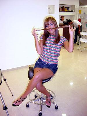 Wanessa Camargo Toes