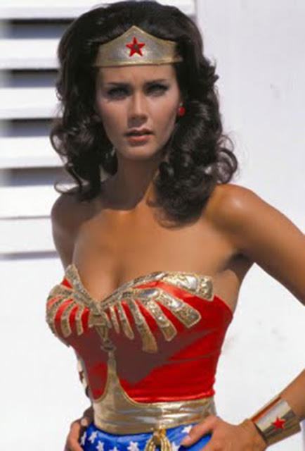 Marvel Girl! (Lynda Carter)