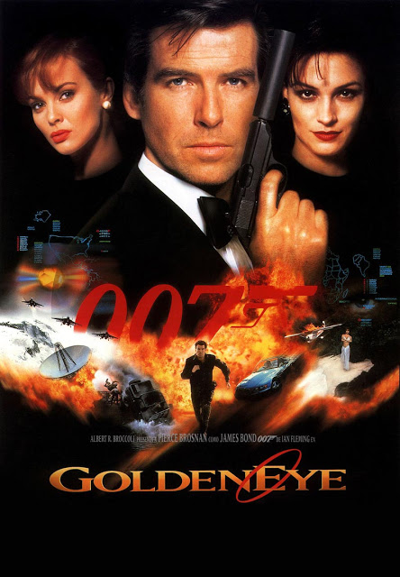 """Goldeneye"" (Bond Ladies)"