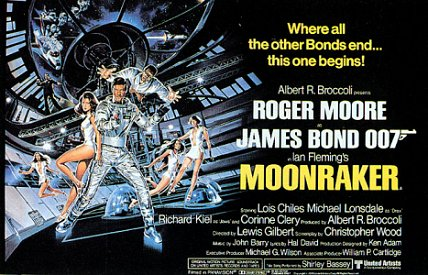 """Moonraker"" (Bond Ladies)"