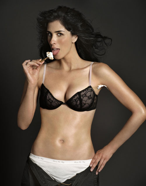 Sarah Silverman (FINALLY Nude!)