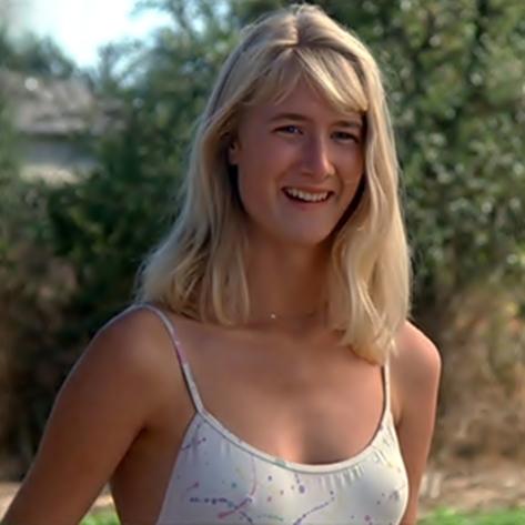 "Laura Dern (""Jurassic Park"")"