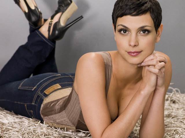 Morena Baccarin (V / Serenity / Place of dwelling of origin)