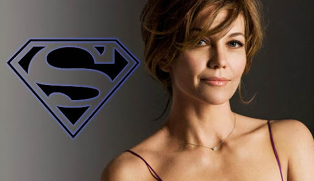 Diane Lane: The New (And Freshest) Ma Kent!