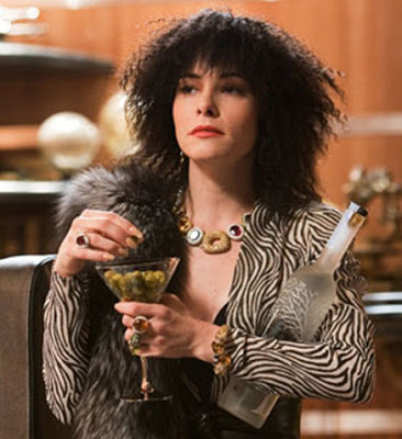 Parker Posey (Lex Luther's ???)