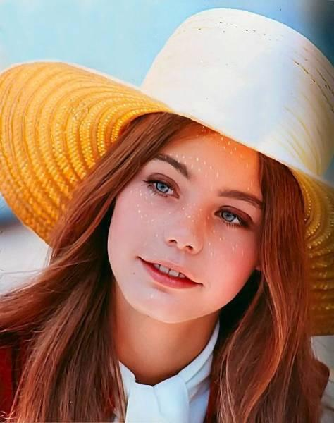 "Susan Dey ""The Partridge Babe"""