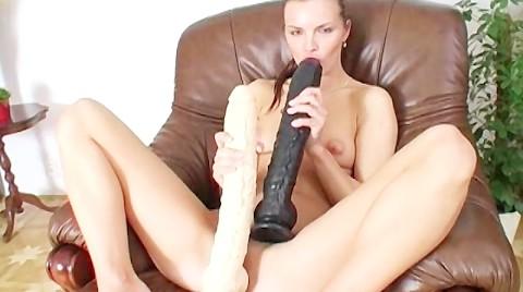 Giant dildo