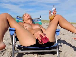 Nude Beach Chair Squirting