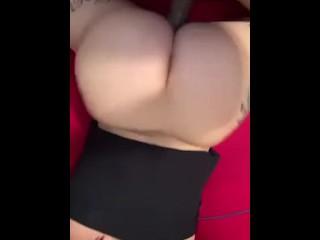 Puerto rican MILF crazy ass (tease)