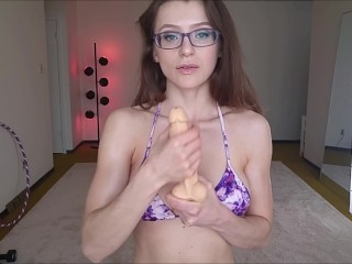 Fit and Muscular Ex GF Drives You Crazy with Her Biceps