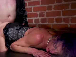 Chaotic Cock Slut Steals All the Dick