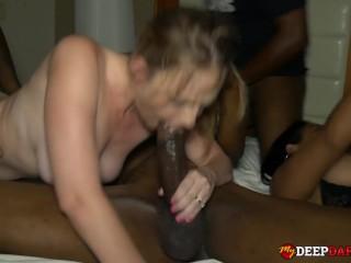 MDDS Big Tit MILF Hardcore Interracial Orgy Fuck Fest