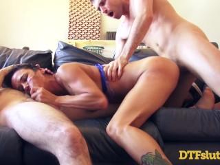 Big Tit Latina Slut Wife Nadia Styles Homemade DP Squirting Anal Threesome