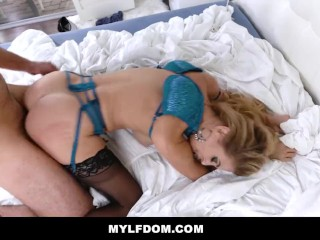 MYLFDom - Mom Caught Cheating Fucked By Her Step Son