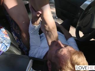 LoveHerFeet - 007 The Spy Who Fucked My Feet