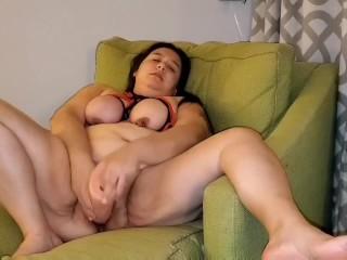 BBW Submissive Wife BDSM and Bondage Session EXTREME