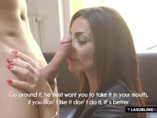 LaSublimeXXX Priscilla Salerno is back Ep.04 Porn Documentary