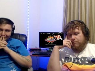 2 Heterosexual Men Sit in Corner of Room and Watch Dwarf Get FUCKED