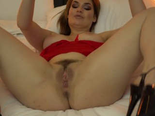 Hot big ass milf wet juicy pussy soft masturbation