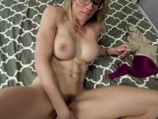 Cheating Milf with Big Boobs Gives Up Her Ass and Swallows - Cory Chase