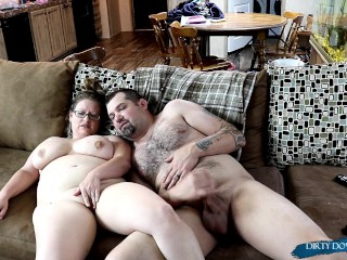 DDS- Married Couple Gets Horny and Masturbate Together- Mutual Masturbation