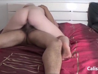 Extraordinary fuck with several orgasms in some minutes