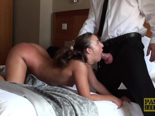 Amirah Adara Never Uses Her Safe Word, Extremely Rough and She Loves It!