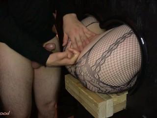 Pussy Gloryhole Squirting Slut Is Teased & Used