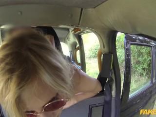 Fake Taxi Wild blonde treats him rough