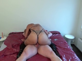 Dirty domination BDSM sex session -Dirty Julia