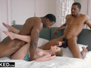 BLACKED She's always wanted his BBC but was too shy