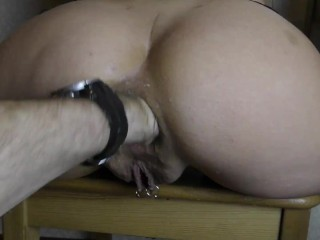 anal Fisting and Squirting