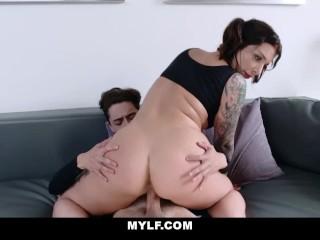 MYLF - Peeping Tom Pussy Bomb