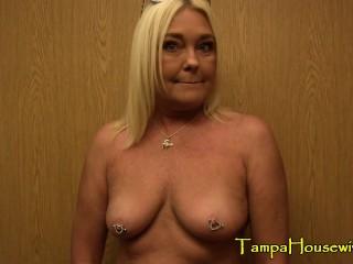Full Nude in Public 2 with Ms Paris Rose