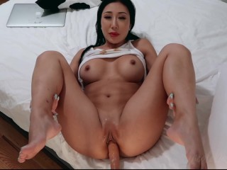Getting Fucked by My New WeDol Love Machine Sex Toy and Cumming Hard