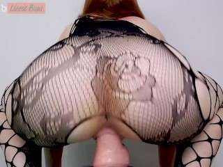 Riding Cock Is My Greatest Pleasure Compilation - Lizzie Buns