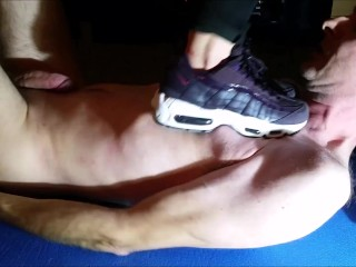 Hard Trampling with Nike 95 (Trailer)