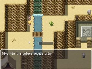 Treasure Hunter Kee and The Ancient Ruins [RPG Hentai game] Ep.2 Bandage kink outfit