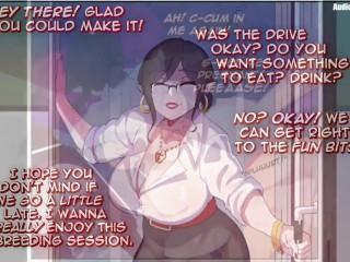 Get Me Pregnant Please - Erotic Audio Hentai Caption  Breeding Kink  (Artist: Boxman)
