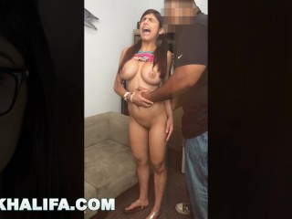 MIA KHALIFA - Behind The Scenes FAIL! This Is Why I Don't Shoot ANAL Scenes