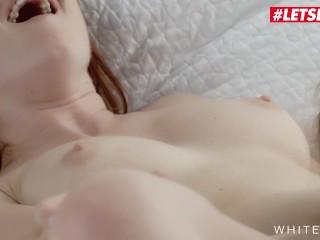 LETSDOEIT - Naughty Redheads Share Shivering Orgasms - Jia Lissa & Red Fox