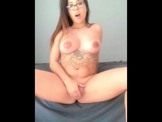 Big Masturbation squirt