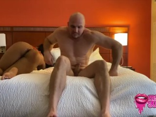 Hotel Sex Ms.Yummy Joins Jmac CLASSIC SEXY