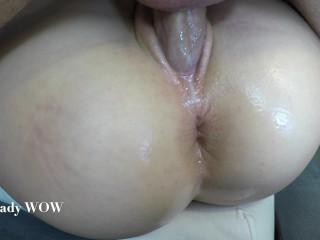 Friend of My Dad Creampied My Pussy Full of Cum