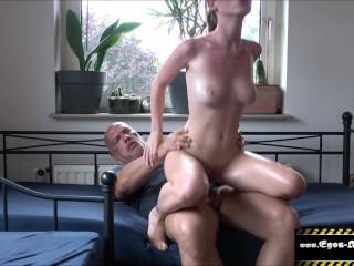 Please Step Daddy massage me