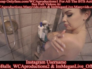Showering With My Sexy French Stepmom Part 3 ImMeganLive
