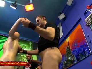 Sex Cum And Piss for Alice Nice and Lia Louise - GGG Devot