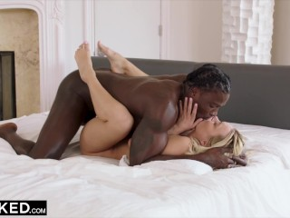 BLACKED Getting BBC is this hot blonde's only priority